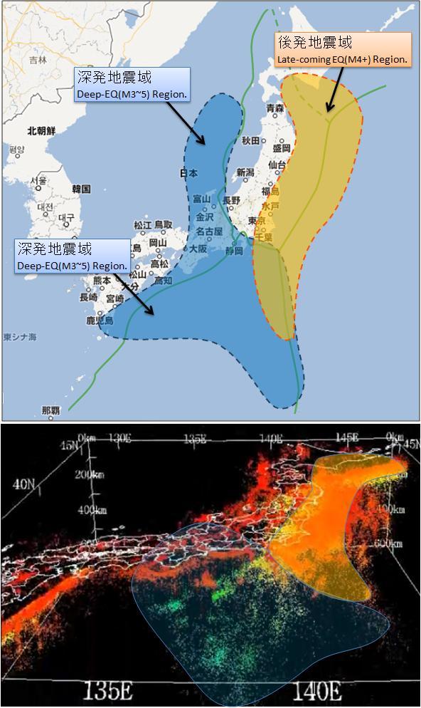 震度の予測303