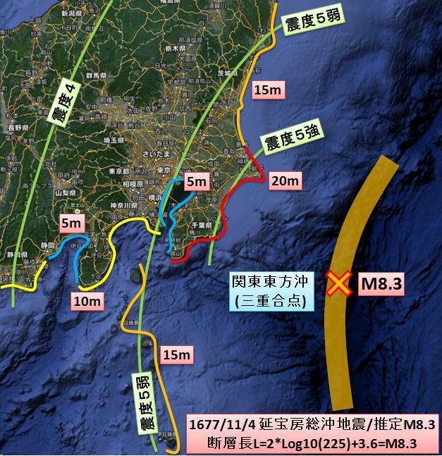 関東東方沖GRa3